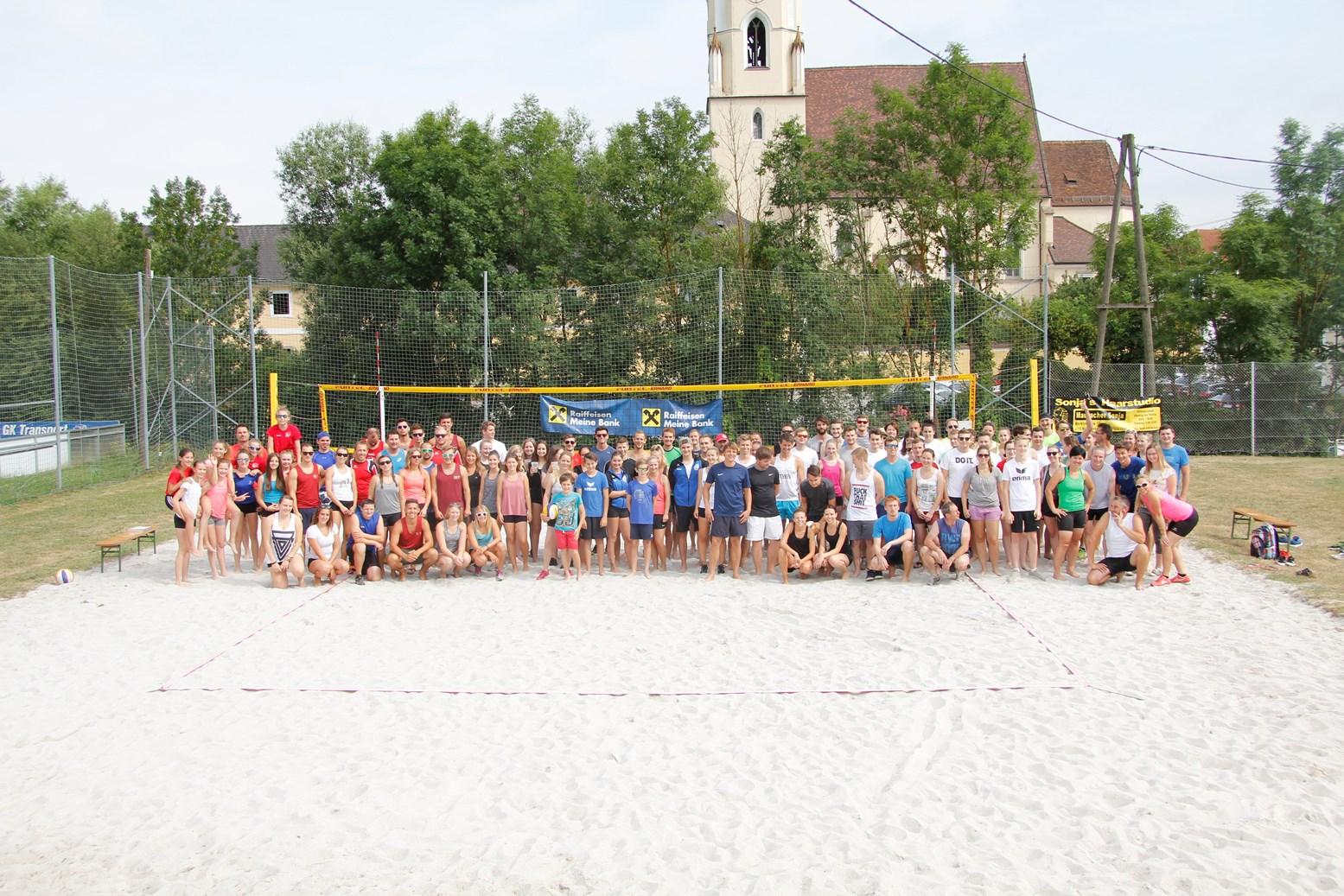 15.Juni 2019 - Rieder Volleyball Ortsmeisterschaft