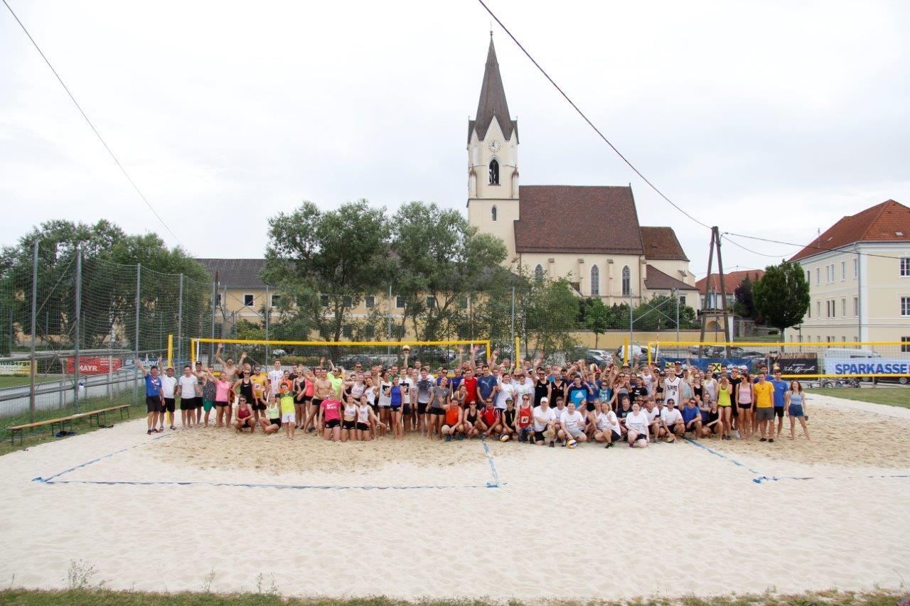 20.Volleyball Ortsmeisterschaft 2019